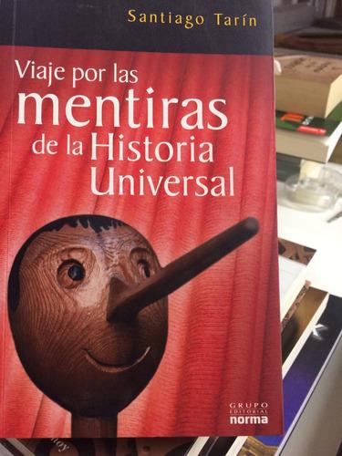 viaje por las mentiras de la historia universal