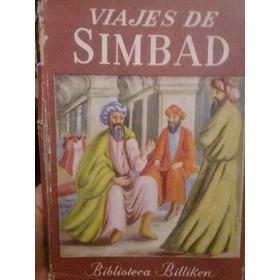 Viajes De Simbad - Biblioteca Billiken