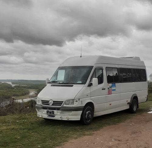 viajes en combis  a todo el país habilitados por cnrt