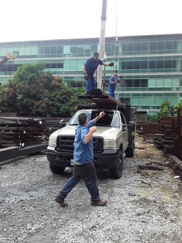 viajes mudanzas botes de escombros y chatarras