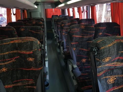 viajes ómnibus bus