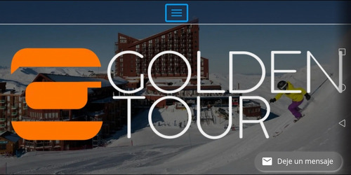 viajes transfer turismo  goldentour.cl van - suv