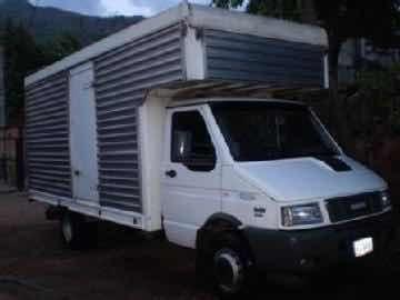 viajes y mudanzas en ccs-nivel nacional pikc up - camión 600