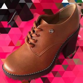 1435fd29f Viamarte Zapato Oxford Taco Mujer! Confort! Envío Gratis!