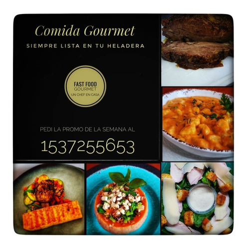 viandas saludables fast food gourmet