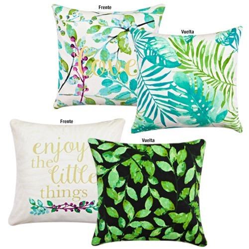 Vianney Cojines Decorativos Malasia Envio Gratis   $ 830.00 en