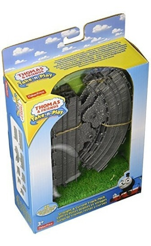 vías del tren,juguete fisher-price thomas el tren take-n..
