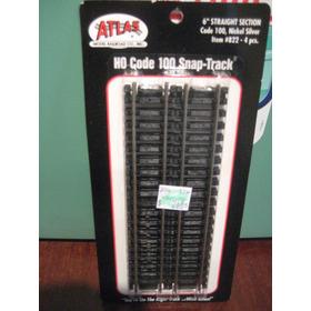 Vias Rigidas H0 Atlas Code 100 Y N Atlas Code 80