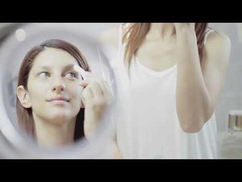 vibra masajeador para ojos eye pen boca ojeras facial rostro cara gimnacia facial rostro joven compacto liviano portatil