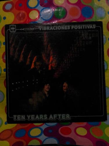 vibraciones positivas lp ten years after 1974.