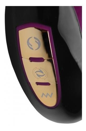 vibrador - consolador roto 10x giratoria de silicona vibe