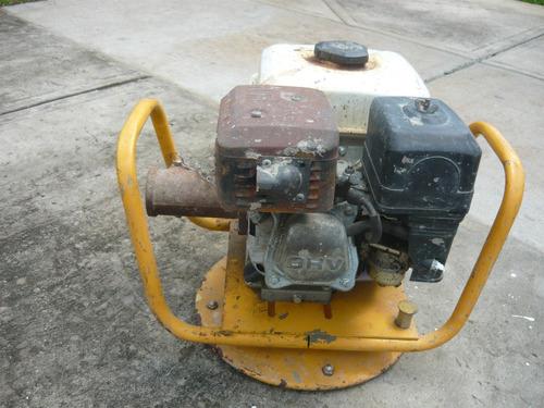 vibrador de concreto 5.5 hp a gasolina  inc/manguera de 6mts