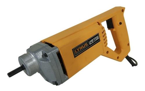vibrador de concreto portatil lynus 220v