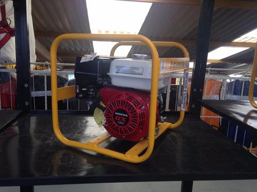 vibrador para concreto cipsa con motor honda y chicote
