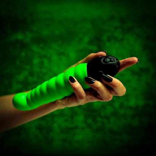 vibrador smartvibes patchy l/fun factory+lubricante deregalo