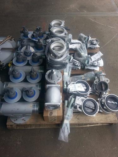 vibradores aireadores para  tanque cementeros o a granel