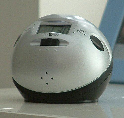 vibrawake sigma audífono con despertador vibrante