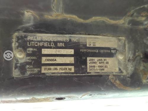 vibro compactador caterpillar 567