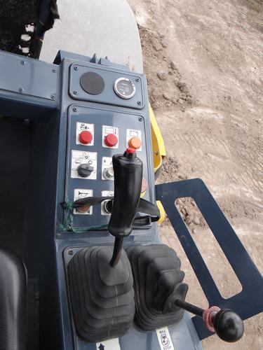 vibro compactador hypac 12 tn