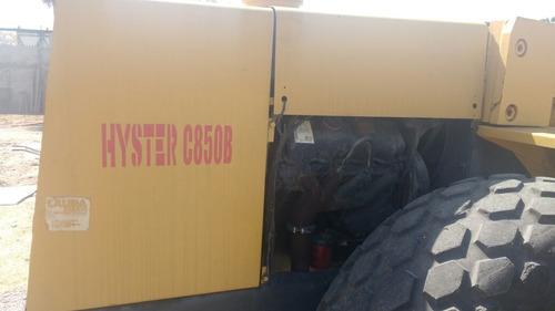 vibro compactador hyster c850b 1994.