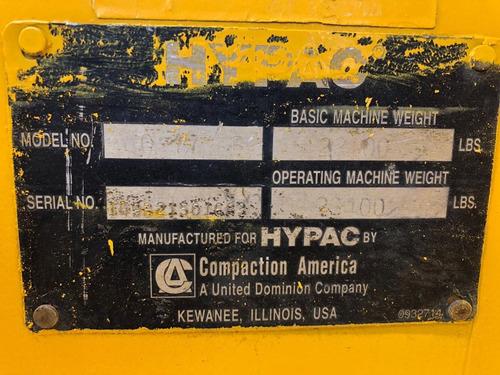 vibro doble hypac c77 grande compactado tandem barato import
