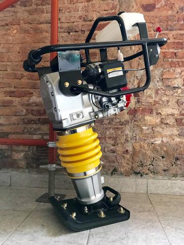 vibroapisonador compactador - motor honda gx100 - 3 hp