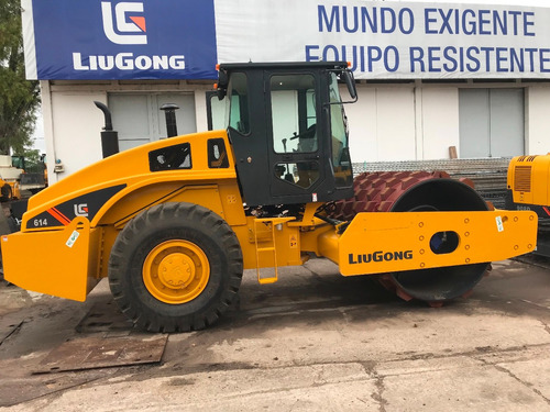 vibrocompactador 14000 kg liugong