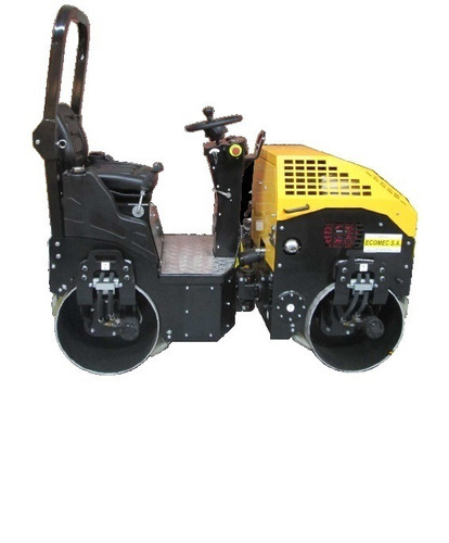 vibrocompactador benitin ecoroad modelo ec-72dd diesel nuevo