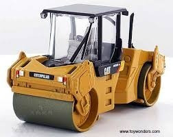 vibrocompactador caterpillar cb-534d xw escala 1:50