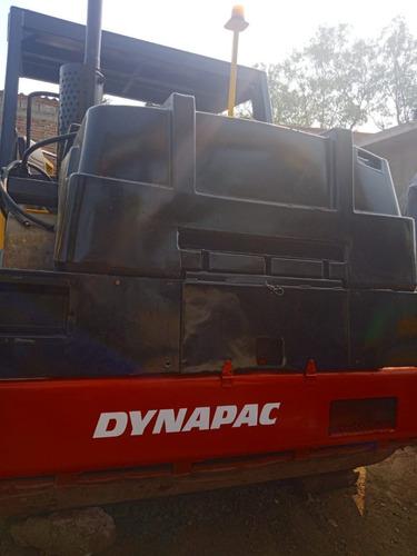 vibrocompactador dynapac cc501 año 2000