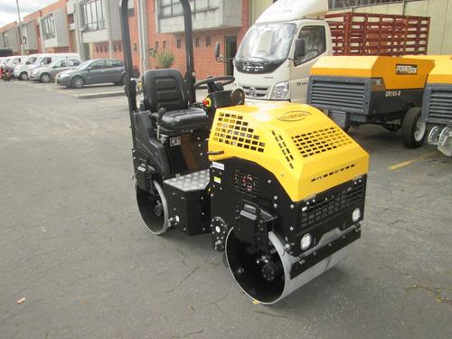 vibrocompactador ecoroad  modelo ec-72dd diesel nuevo
