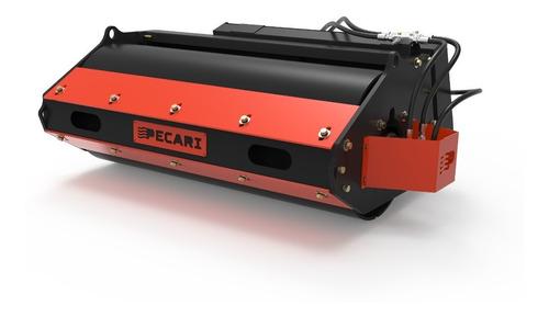 vibrocompactador liso 1500mm - accesorio minicargador