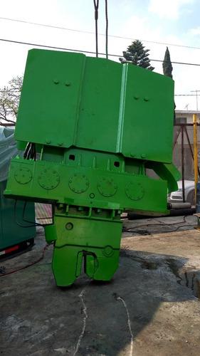 vibroincador foster 1800. para tablaestaca cimentacion