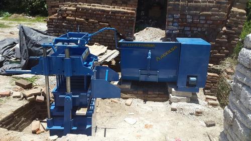 vibromaquinas mackilsa paquetes para la fabricación de block