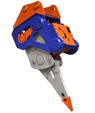 vibroripper, mejor que martillo, para excavadora 320