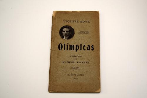 vicente bove olimpicas prologo manuel ugarte 1914