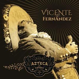vicente fernandez un azteca en el azteca 2 cd + dvd