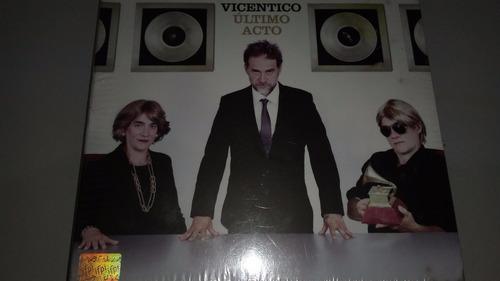 vicentico cd+dvd último acto fabulosos cadillacs