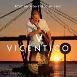 vicentico solo un momento en vivo cd + dvd nuevo