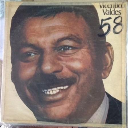 vicentico valdes, canta al amor vinilo colombia 1977