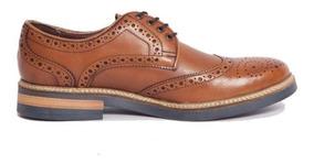 542deb00f05d Viceversa - Zapato Brogue Miel - Zapato Para Hombre - Compra