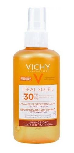 vichy agua protect bronz spf30
