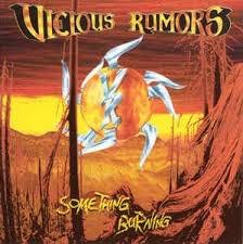 vicious rumors - something burning (cd importado)