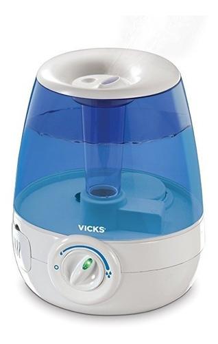 vicks v4600 humidificador vapor frio filtro-libre ultrasonco