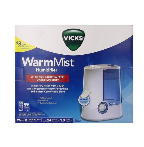 vicks vaporización vapor tibio 1 galón ref. v750