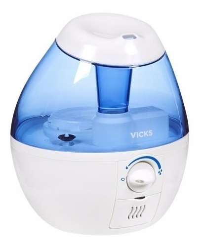 vicks vul520war humidificador ultrasonico de vapor frio 1.8l