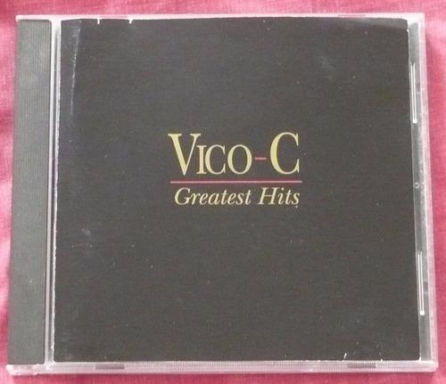 vico - c cd greats hits el general vlp porta control machete