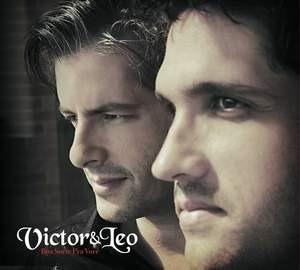 victor e leo - boa sorte pra você  cd - original
