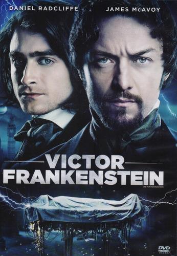victor frankenstein 2015 daniel radcliffe pelicula dvd