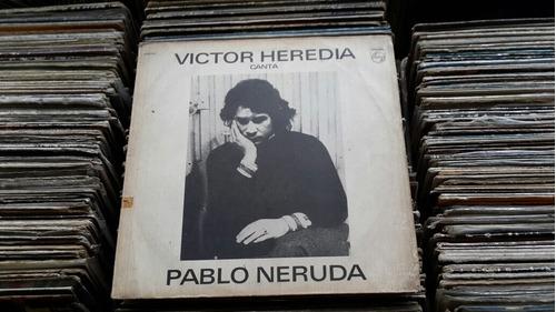 victor heredia canta pablo neruda